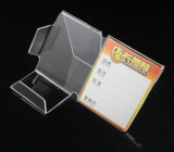 Factory wholesale acrylic cell phone display holders mobile phone display rack mobile phone display CPK-026