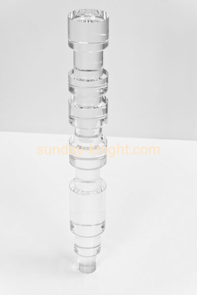 Wholesale acrylic furniture acrylic table legs living room furniture design tea table AFK-062