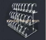 Wholesale acrylic wrist watch display stand acrylic display acrylic jewelry display JDK-057
