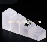 Hot selling acrylic display stands jewellry display ring display stand JDK-058