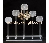 Wholesale jewelry display stands earring organiser earrings stand holder JDK-070