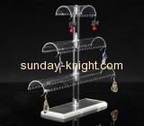 Customized acrylic jewelry display tree jewelry stand display earrings stand holder JDK-071