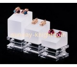 Wholesale acrylic earring displays stands retail jewellery display stands store displays for sale JD-074