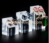 Hot selling acrylic earring display head display stands for jewelry merchandise display stands JDK-076