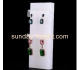 Factory direct sale acrylic display and holders earring organizer stand cheap retail displays JDK-104