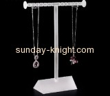 Factory wholesale displays acrylic jewelry display items jewelry necklace stand JDK-106