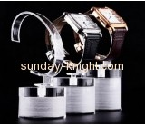 Custom acrylic watch display stand cheap jewelry displays retail product display stands JDK-110