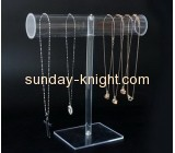 Wholesale jewelery display acrylic display jewelry display for necklaces JDK-114