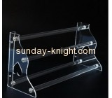 China jewelry display supplies custom acrylic table top acrylic display stands bracelet bar display JDK-159