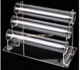 Custom acrylic displays & holders 3 tier bracelet display acrylic display for jewelry JDK-162