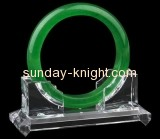 Custom acrylic modern display stands bangle display stand jewelry displays for sale JDK-165