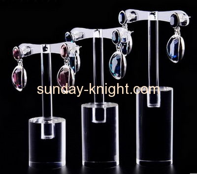 Customized acrylic retail display stands jewelry storage display jewelry display tree JDK-147