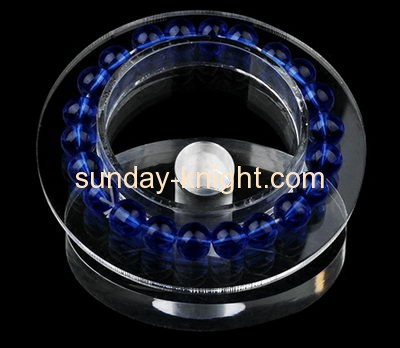 Custom acrylic plastic counter display stands bracelet holder display jewelry display JDK-160