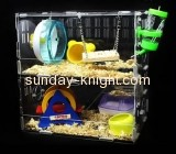 Perspex manufacturers custom bird cages crittertrail cage PCK-070