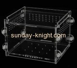 Display case manufacturers customize acrylic storage boxes fish breeding box PCK-106