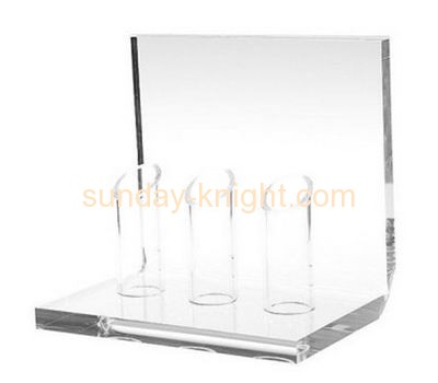 Acrylic items manufacturers customize pen holder for desk ODK-042
