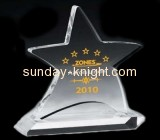 Customized acrylic awards and trophies ATK-002