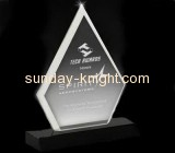 Plexiglass manufacturer customized acrylic trophies and awards ATK-044