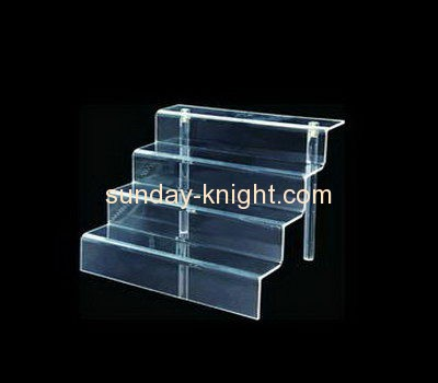 Acrylic factory customized exhibition retail stands for sale ODK-137