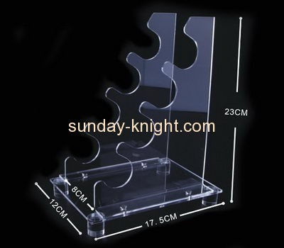 Acrylic display manufacturers customized acrylic flashlight stand ODK-157