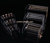 Shop display stands suppliers customized acrylic retail jewellery display stands JDK-403
