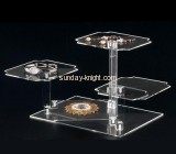 Acrylic display manufacturers customized jewelry retail display JDK-419