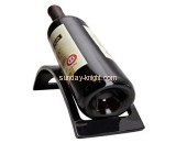 Perspex manufacturers customized wine bottle holder rack WDK-046