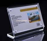 Acrylic products manufacturer customized sign holder stand ODK-202