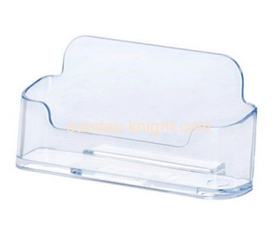Plastic manufacturers custom acrylic card display stand BHK-183