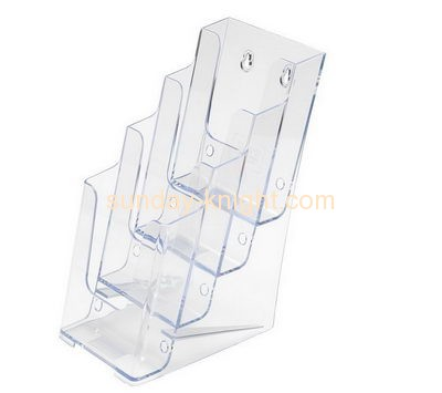 Acrylic items manufacturers custom designs acrylic flyer holder BHK-195