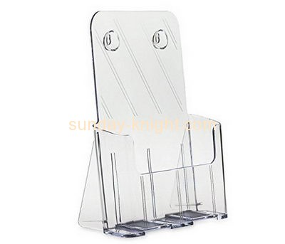 Plastic distributors and fabricators custom design plexiglass display holder BHK-246
