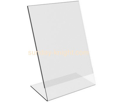 Display manufacturers custom made acrylic sign frame BHK-318