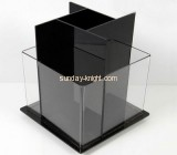 Lucite manufacturer custom acrylic display brochure holders BHK-463