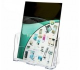 Acrylic manufacturers china custom perspex multiple brochure holder BHK-468