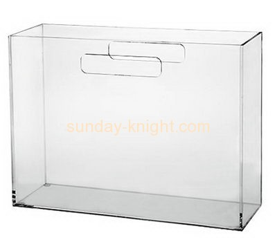 Acrylic products manufacturer custom acrylic magazine holders BHK-452