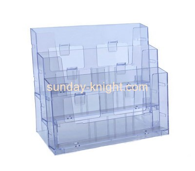 Acrylic manufacturers custom plexiglass real estate flyer holders BHK-457