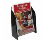Acrylic items manufacturers custom perspex magazines holders BHK-501