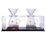 Acrylic manufacturers china custom acrylic kettle holder HCK-070