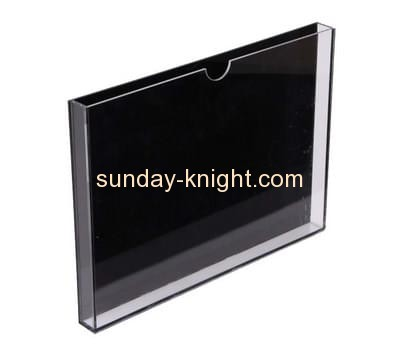 Acrylic products manufacturer custom book slipcase BHK-522