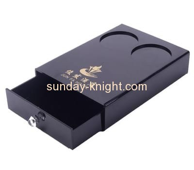 Acrylic items manufacturers custom small acrylic boxes HCK-055
