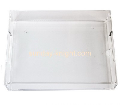 China acrylic manufacturer custom acrylic tray holder HCK-057