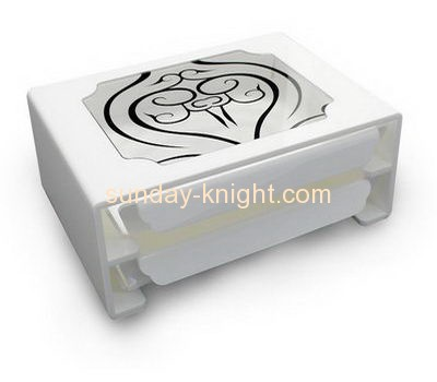 Acrylic products manufacturer custom drawer boxes HCK-134