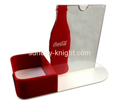 Display manufacturers custom acrylic sign display holders HCK-159