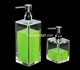 Custom and wholesale acrylic lotion bottles ODK-324