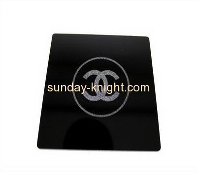 Complete plastic fabricators custom acrylic coffee coasters HCK-182