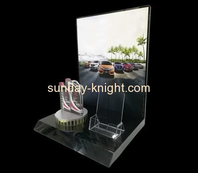 Plexiglass manufacturer custom acrylic display for exhibition ODK-241