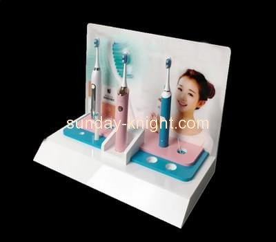 China acrylic manufacturer custom plexiglass product display stands ODK-251