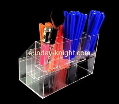 Shop display stands suppliers custom acrylic pen display holder ODK-270