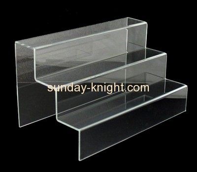 Acrylic products manufacturer custom perspex counter display stands ODK-307