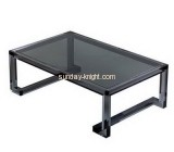 Bespoke acrylic black coffee table AFK-142